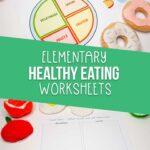 Healthy Food Group Worksheet
