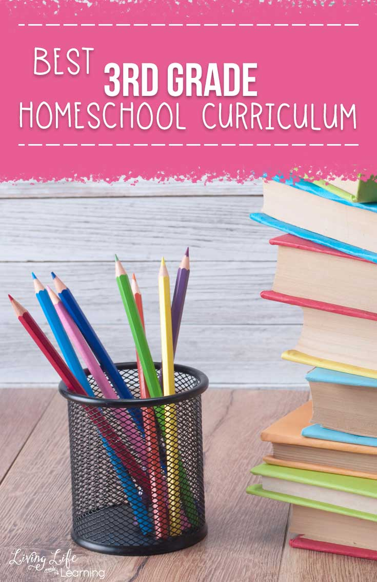 List of Best 3rd Grade Homeschool Curriculum
