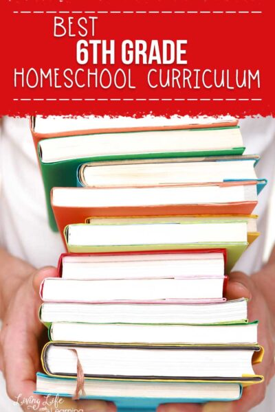 Best 6th Grade Homeschool Curriculum