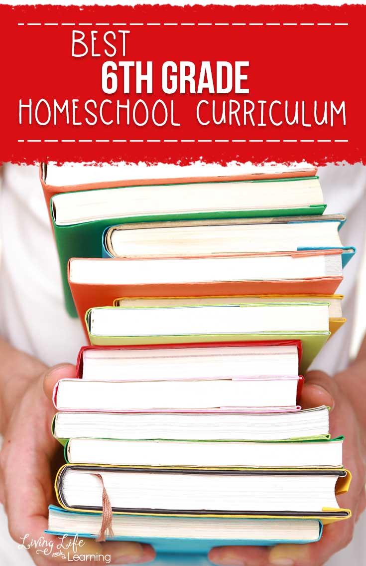 Best 6th Grade Homeschool Curriculum