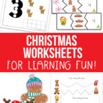 Fun Christmas Worksheets for Kids