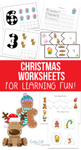 Fun Christmas Worksheets for Kids