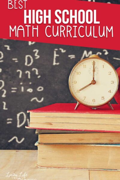 Best High School Homeschool Math Curriculum