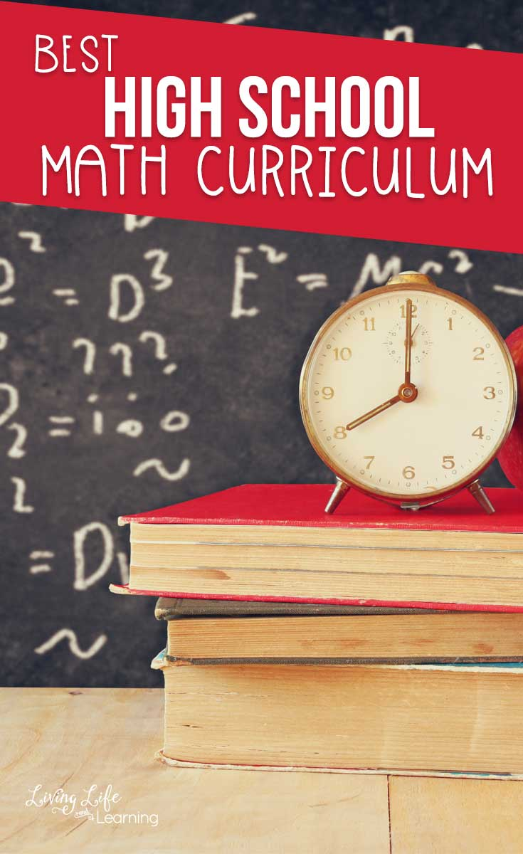 Best Homeschool High School Math Curriculum