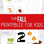Fun Fall Printables for Kids