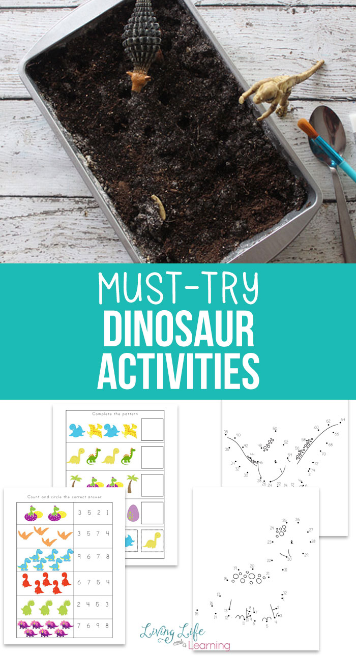 Fun Dinosaur Activities Kids Will Love