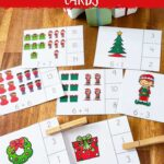 Christmas Addition and Subtraction Cards