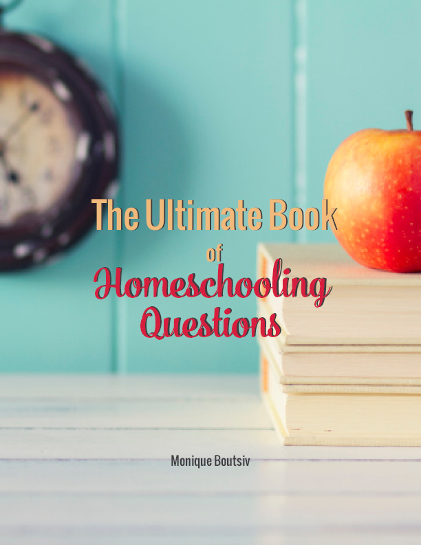 Ultimate Book of Homeschooling Questions