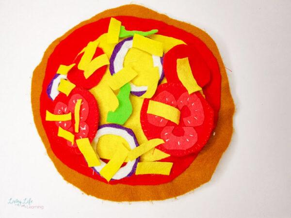 Felt Pizza Craft