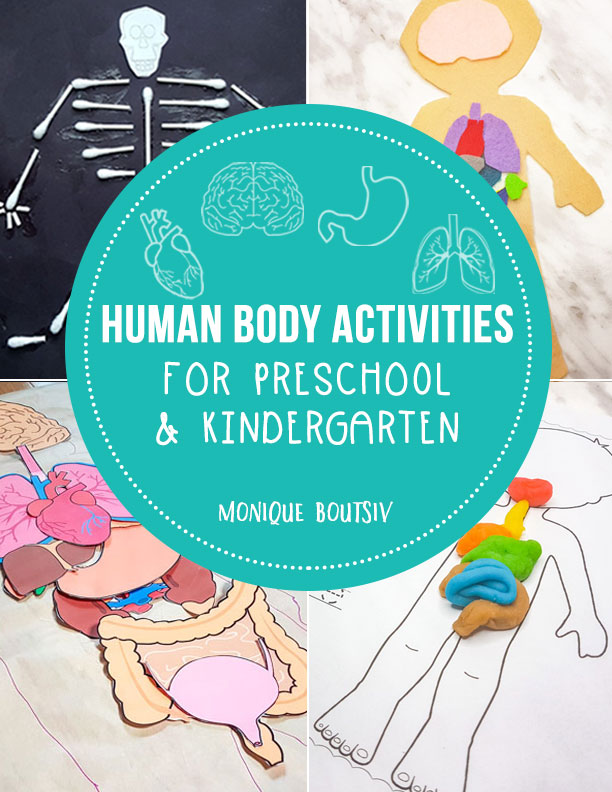 Human Body Activities for Early Learners