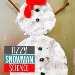 Fizzy Snowman Science Experiment