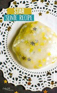 Magical Star Slime Recipe