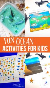 Fun Ocean Activities for Kids