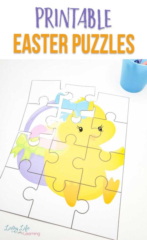 Printable Easter Puzzles