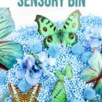 Easy Butterfly Sensory Bin