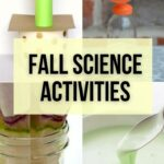 Fall Science Activities