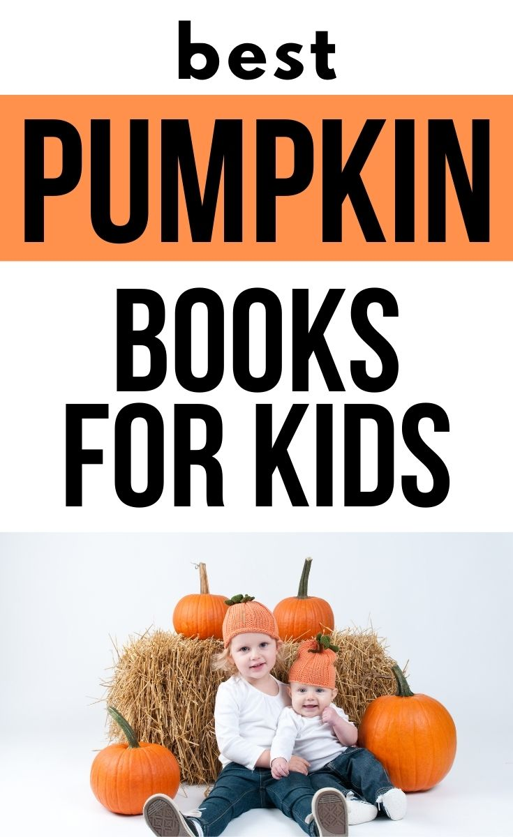 The best pumpkin books for kids