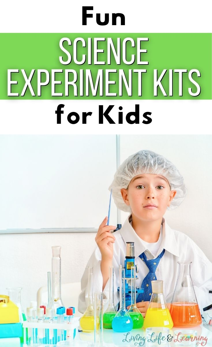 Best Science Experiment Kits for kids