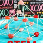 Jelly Bean Hearts Structure STEM Challenge