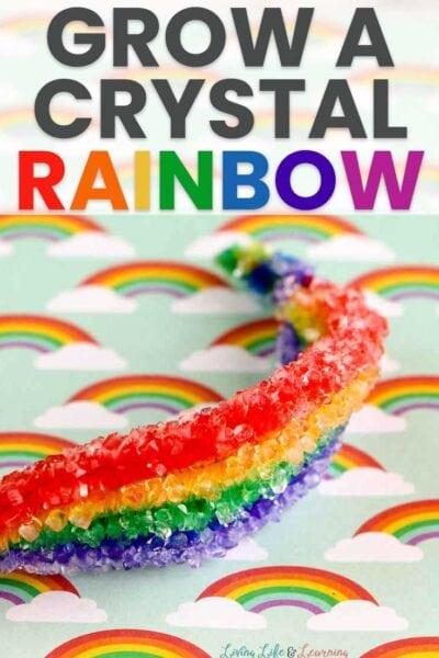 How to Grow a Crystal Rainbow