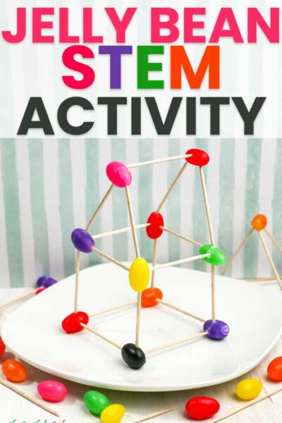 jelly bean stem activity