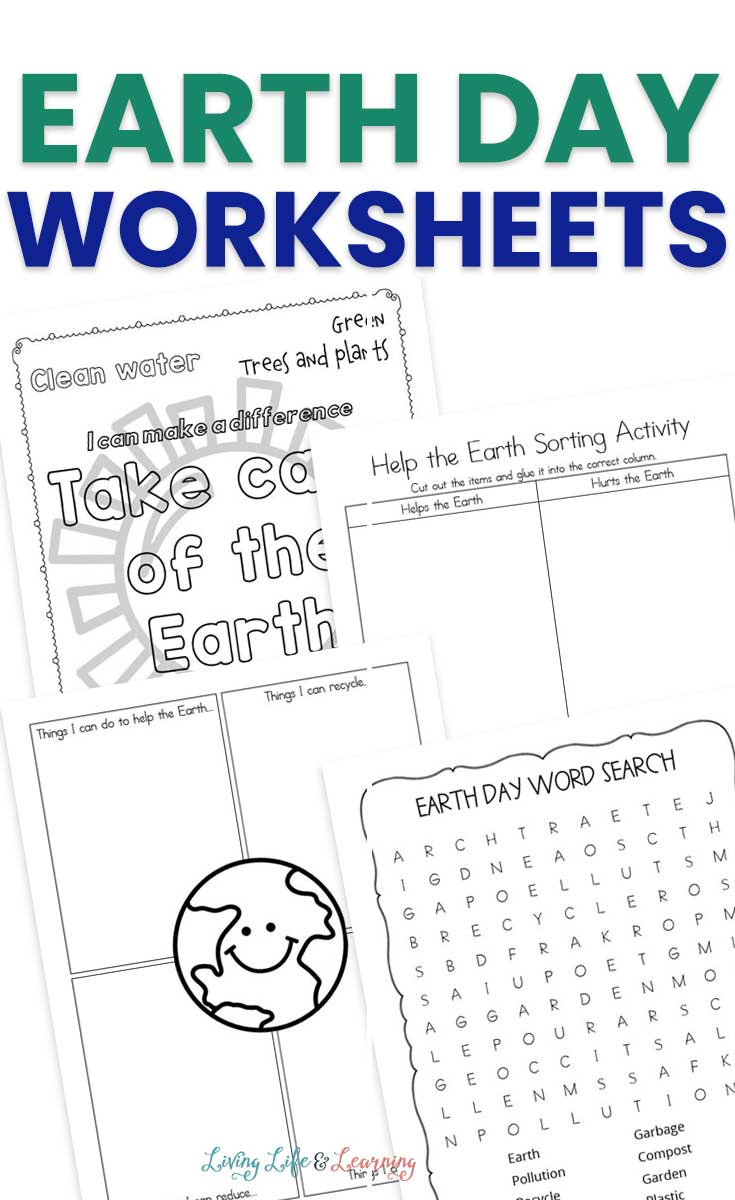 Must-try Earth Day Worksheets
