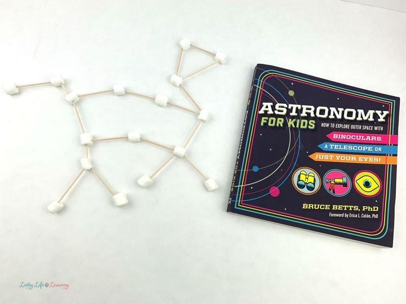 Marshmallow Constellation Printable