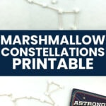 Marshmallow Constellations Printable