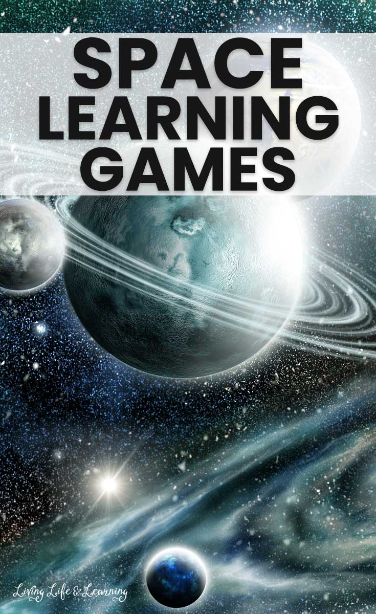 Cool Space Learning Games