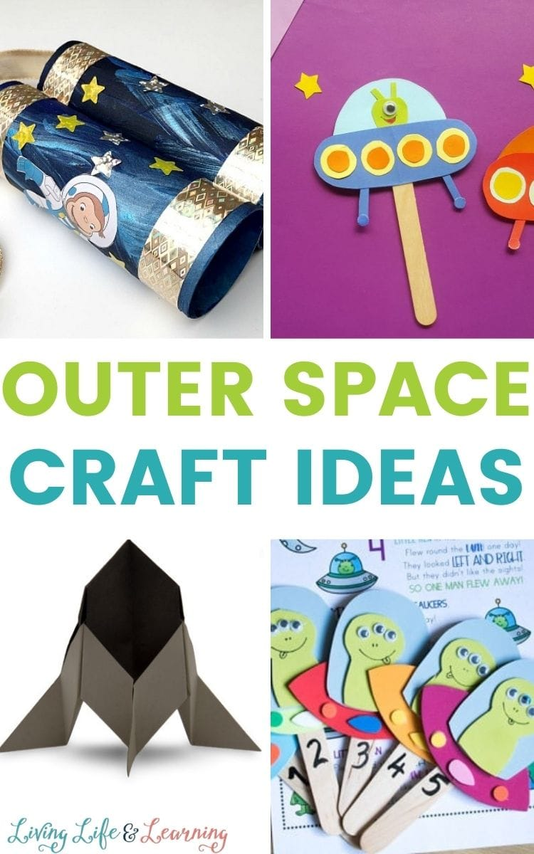Outer Space Craft Ideas