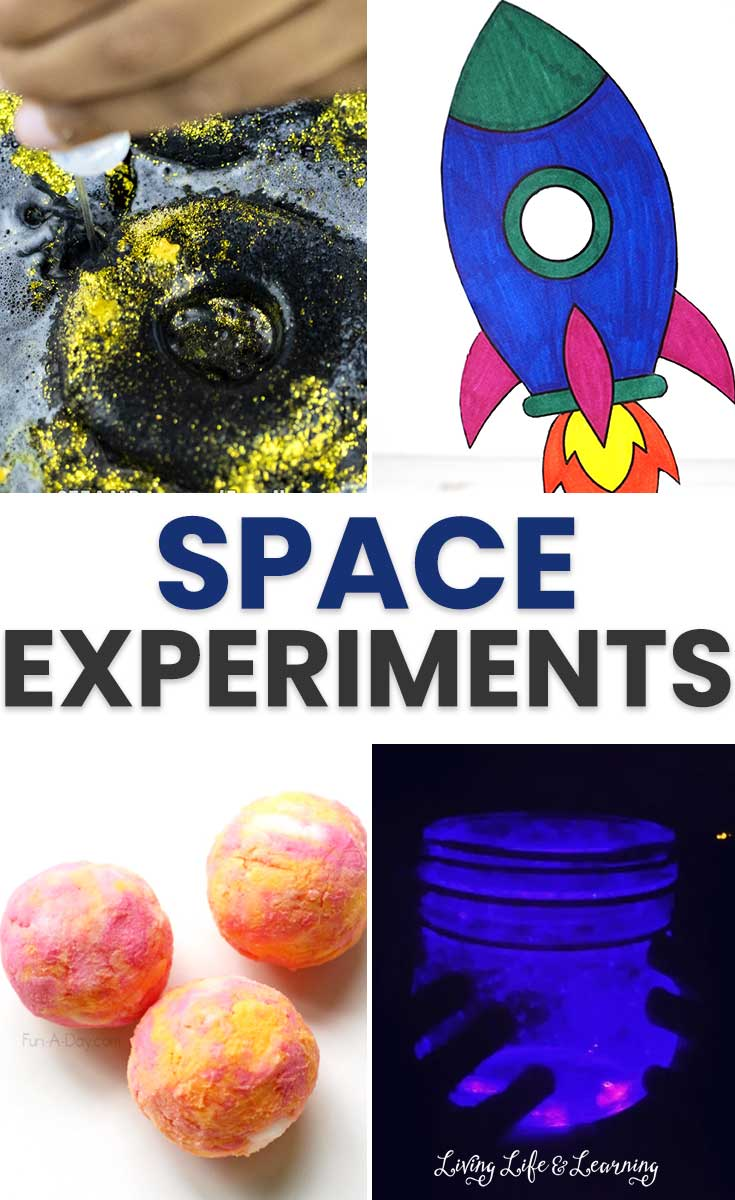 Space Experiments for Kids