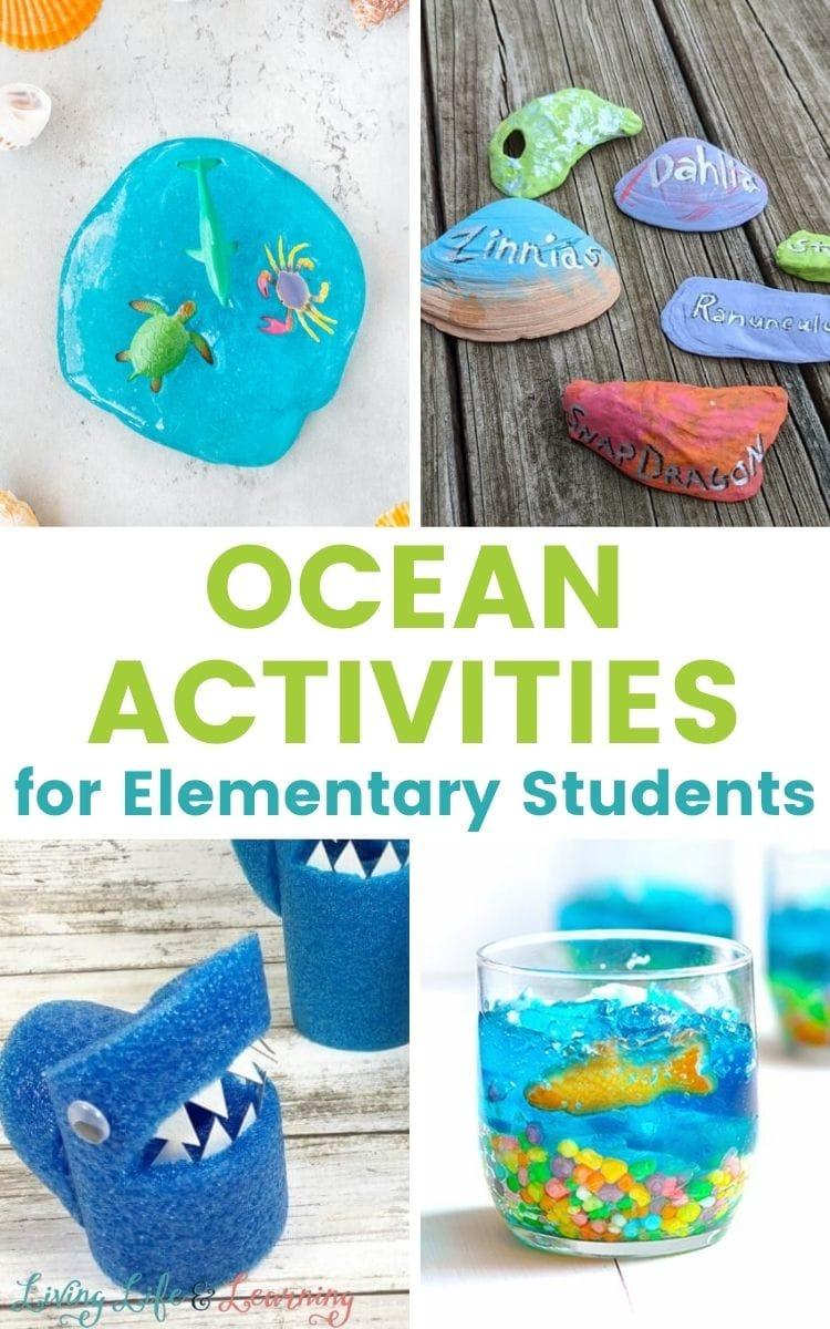 Ocean Activities for Elementary Kids
