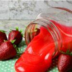 strawberry slime recipe