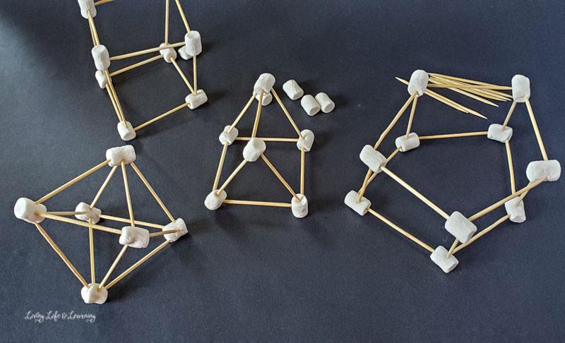 marshmallow stem building