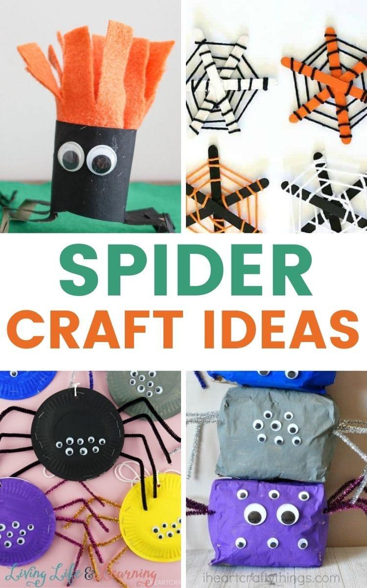 Fun Spider Craft Ideas