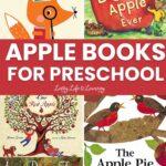 Apple Books for Preschoolers