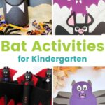 Bat Activities for Kindergarten