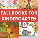 Fun Fall Books for Kindergarten