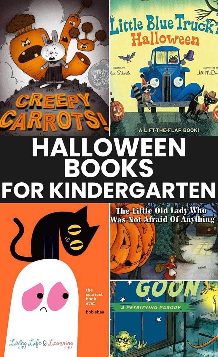 Fun Halloween Books for Kindergarten