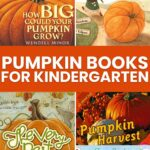 Pumpkin Books for Kindergarten