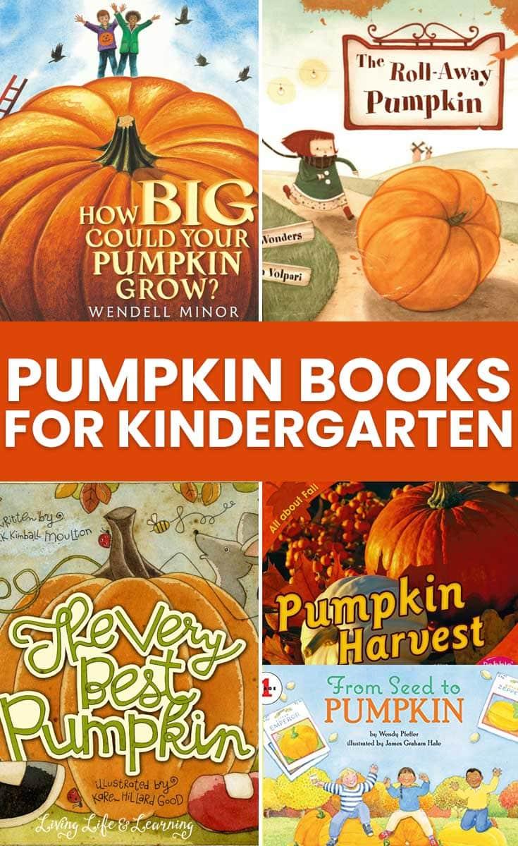 Best Pumpkin Books for Kindergarten