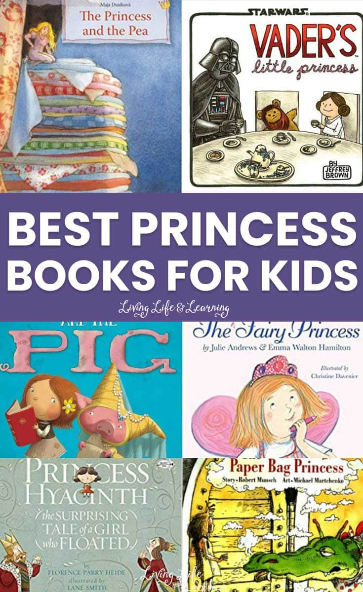 Best Princess Books for Kids