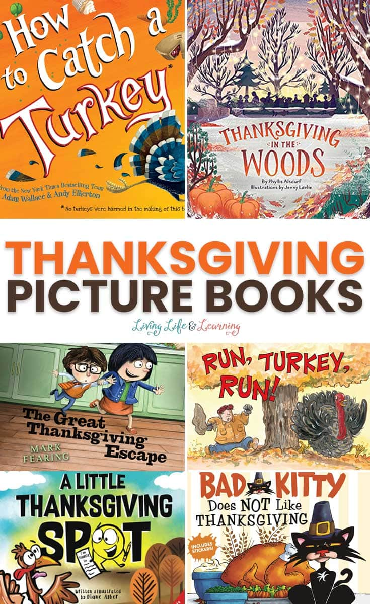 Must-Read Thanksgiving Picture Books